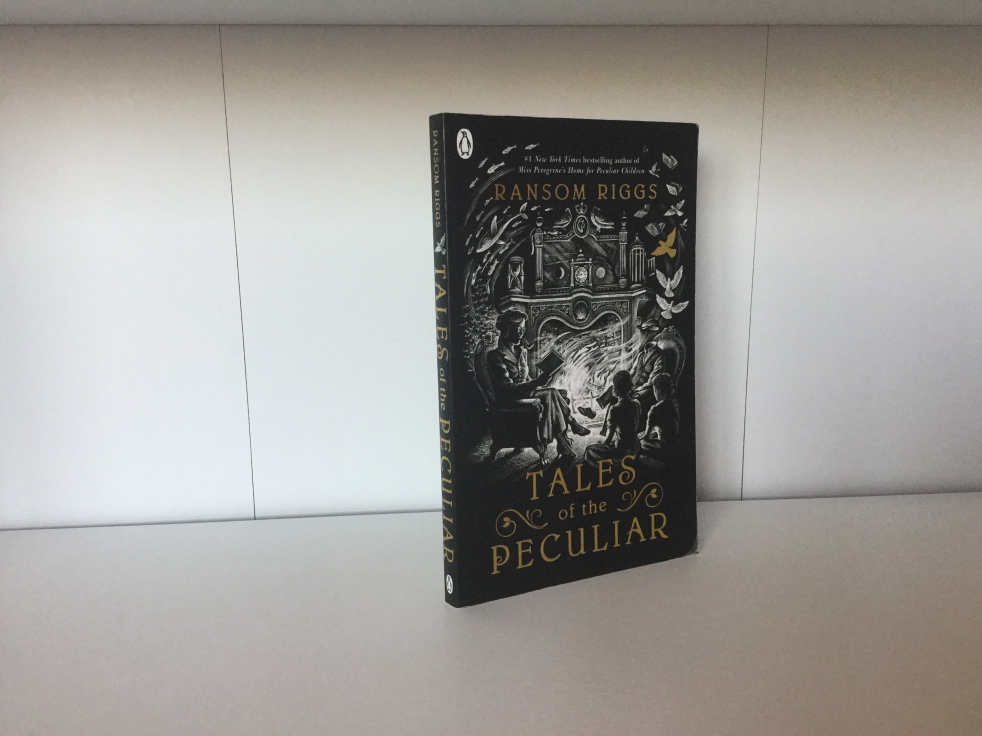 The cover of Tales of the Peculiar by Ransom Riggs