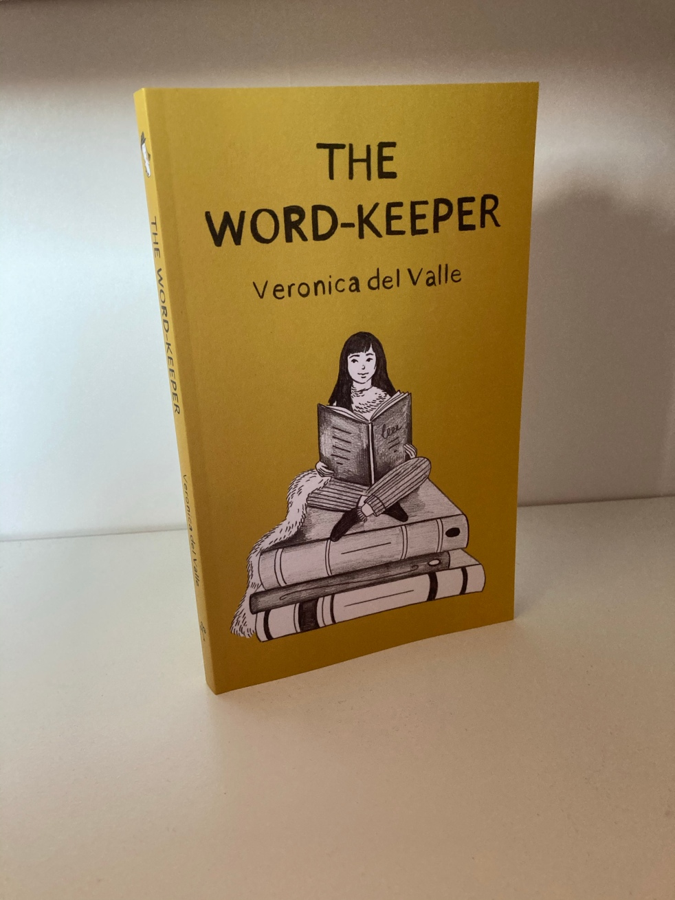 The cover of The Word-Keeper by Veronica del Valle