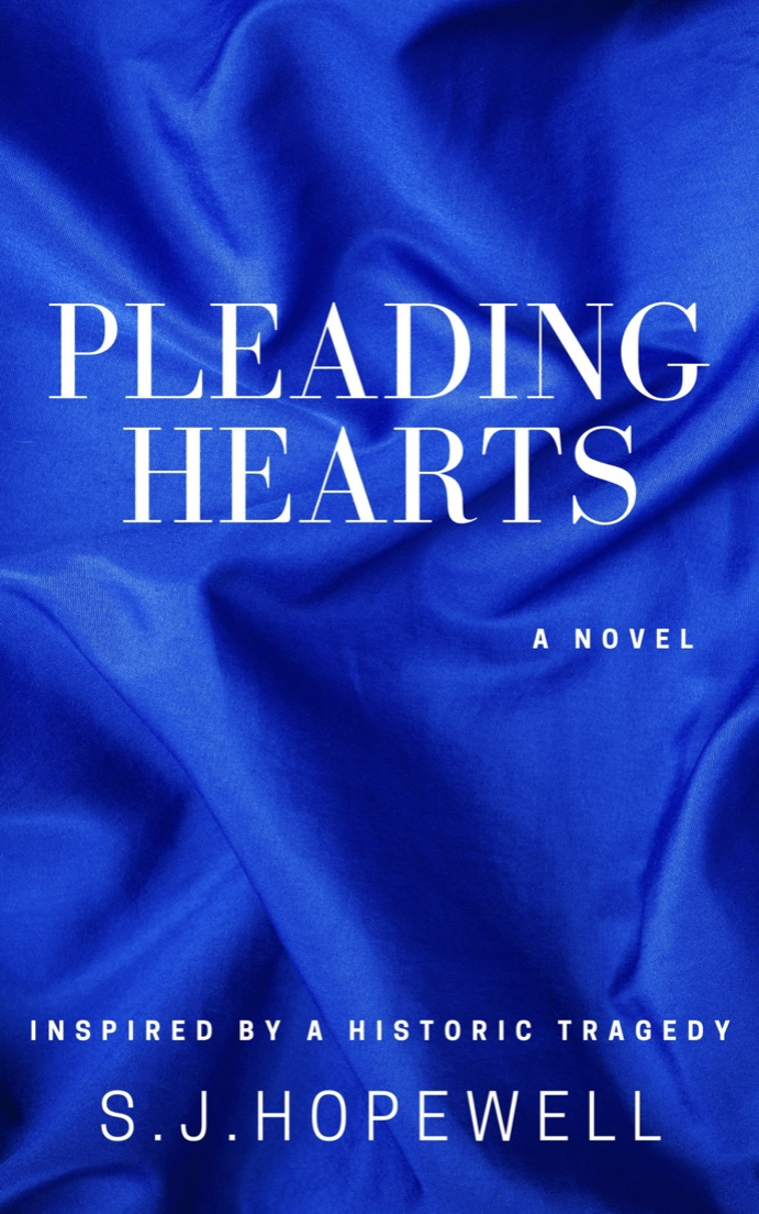The cover of Pleading Hearts by S..J. Hopewell