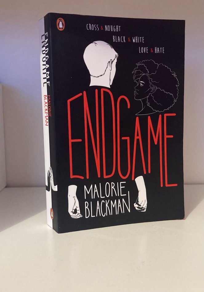 The cover of Endgame by Malorie Blackman